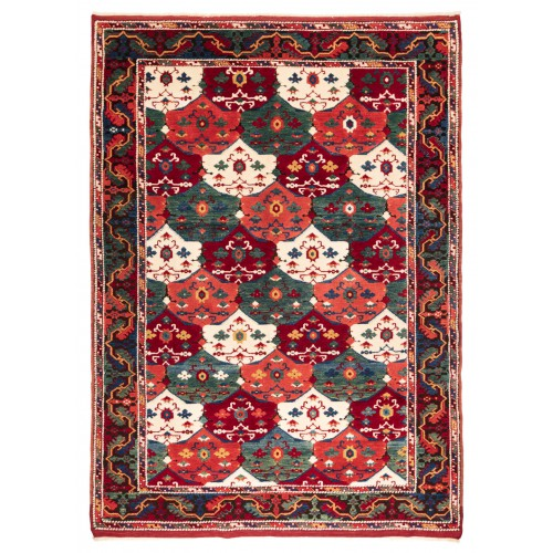 Seljuk Rug Vegetable Dye C28131