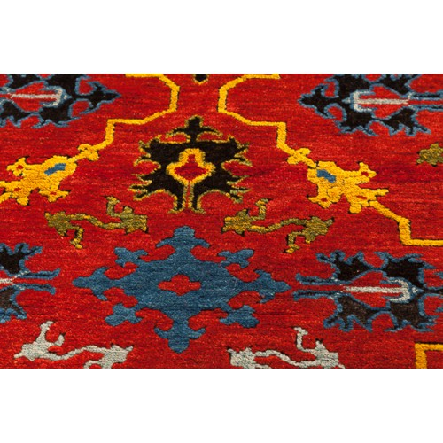 Seljuk Rug Vegetable Dye C28132