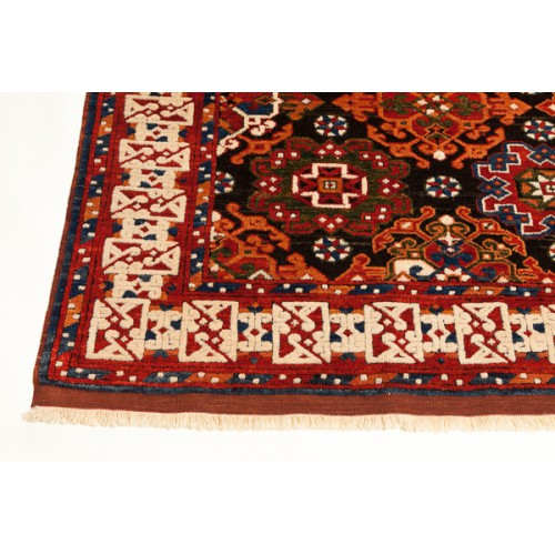 Seljuk Rug Vegetable Dye C28133