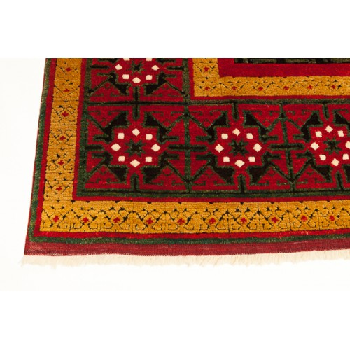 Seljuk Rug Vegetable Dye C28135