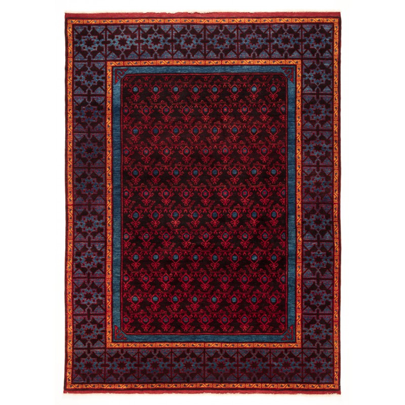 Seljuk Rug Vegetable Dye C28136