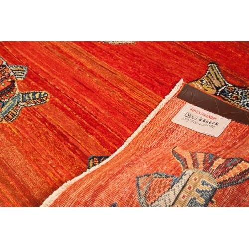 魚絨毯 fish rug