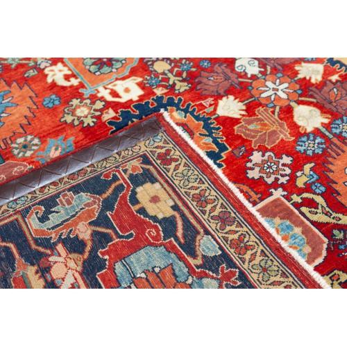 Northwest Persia Bidjar Rug レジェンド 絨毯 C31016