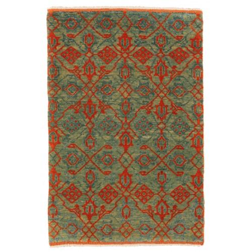 マムルーク デザイン絨毯 C40023