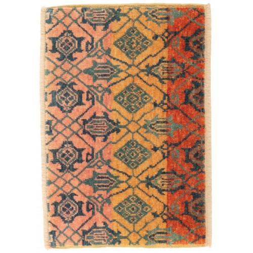 マムルーク デザイン絨毯 C40047