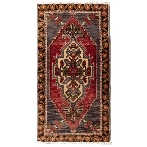 Anatolia Yastik オールド 絨毯 玄関サイズ C40049