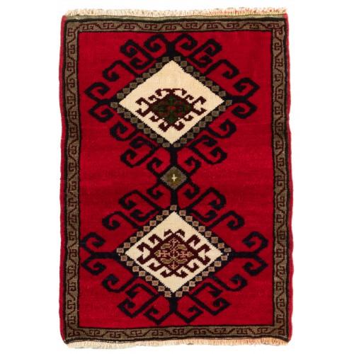 Anatolia Yastik オールド 絨毯 玄関サイズ C40052