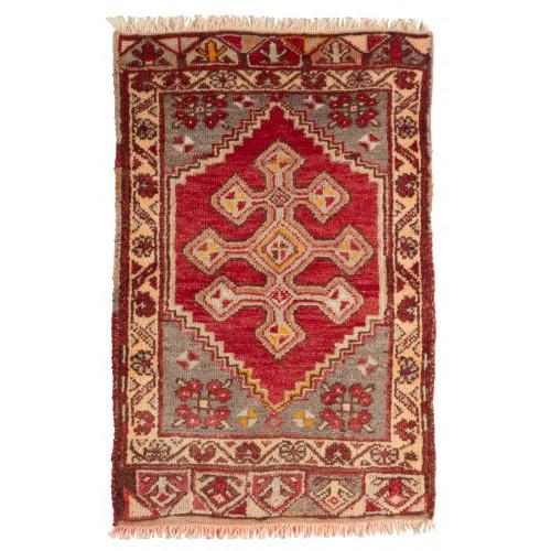 Anatolia Yastik オールド 絨毯 玄関サイズ C40054