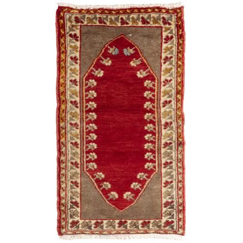 Anatolia Yastik オールド 絨毯 玄関サイズ C40055