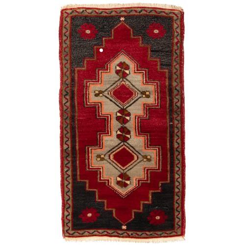 Anatolia Yastik オールド 絨毯 玄関サイズ C40061