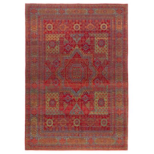 マムルーク デザイン絨毯 C40073