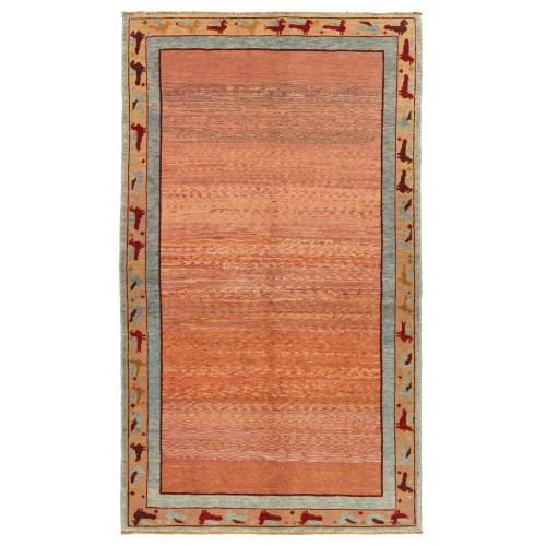 Natural Dye Rug 絨毯 C40081