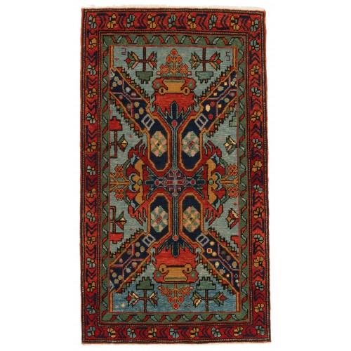Shirwan Rug 絨毯 玄関サイズ C40096