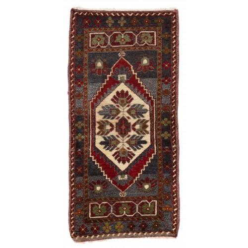 Anatolia Yastik オールド 絨毯 玄関サイズ C40099