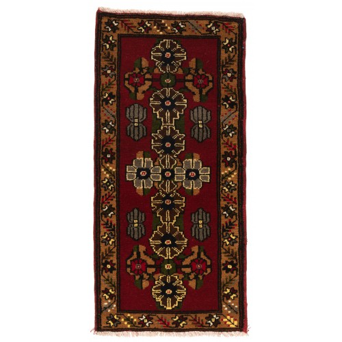 Anatolia Yastik オールド 絨毯 玄関サイズ C40100