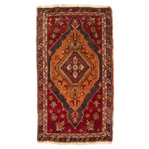 Anatolia Yastik オールド 絨毯 玄関サイズ C40101