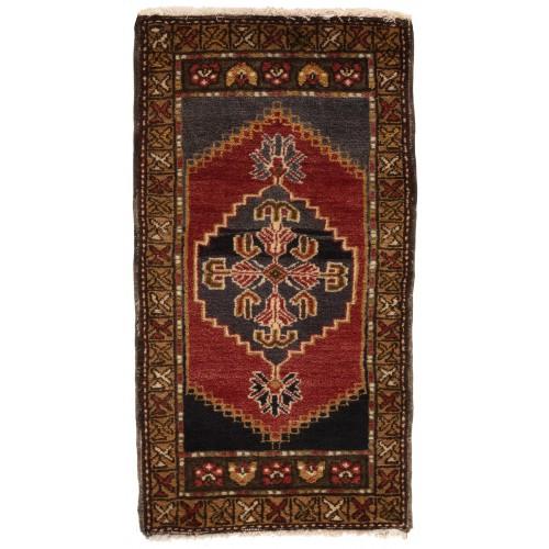 Anatolia Yastik オールド 絨毯 玄関サイズ C40102