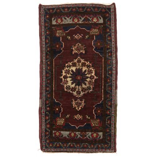 Anatolia Yastik オールド 絨毯 玄関サイズ C40105