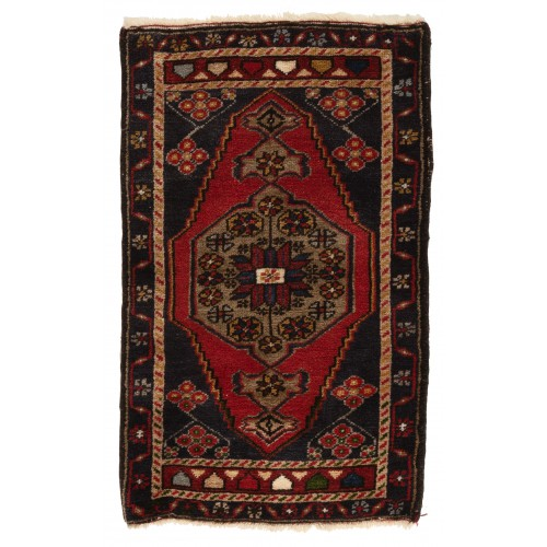 Anatolia Yastik オールド 絨毯 玄関サイズ C40106