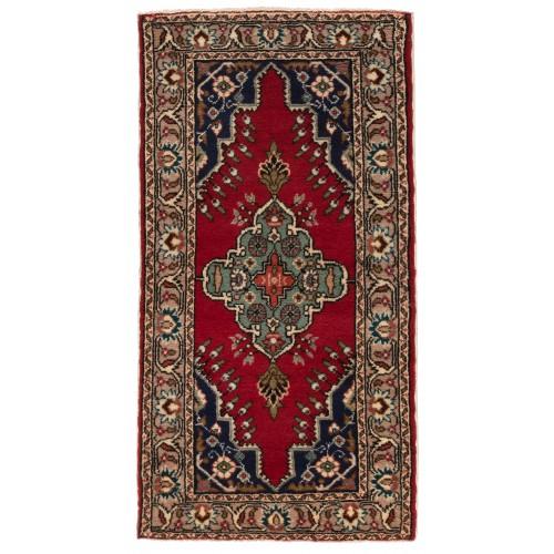 Anatolia Yastik オールド 絨毯 玄関サイズ C40117