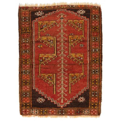 Anatolia Yastik オールド 絨毯 玄関サイズ C40120