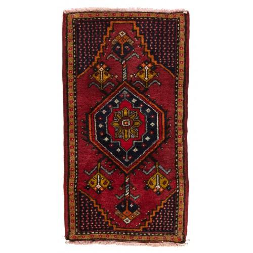 Anatolia Yastik オールド 絨毯 玄関サイズ C40121