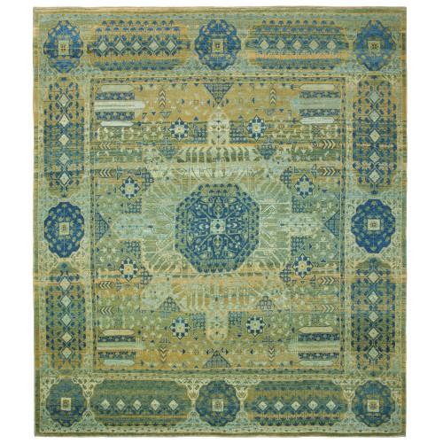 マムルーク絨毯 C40125