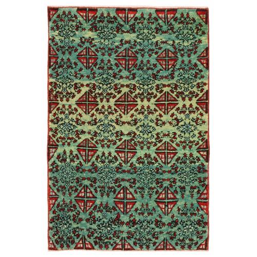 マムルーク 絨毯 玄関サイズ C40141