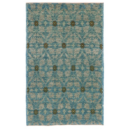 マムルーク 絨毯 玄関サイズ C40145