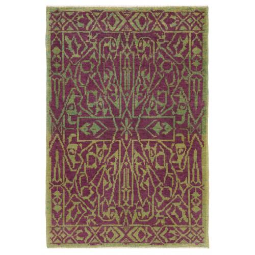 マムルーク 絨毯 玄関サイズ C40147