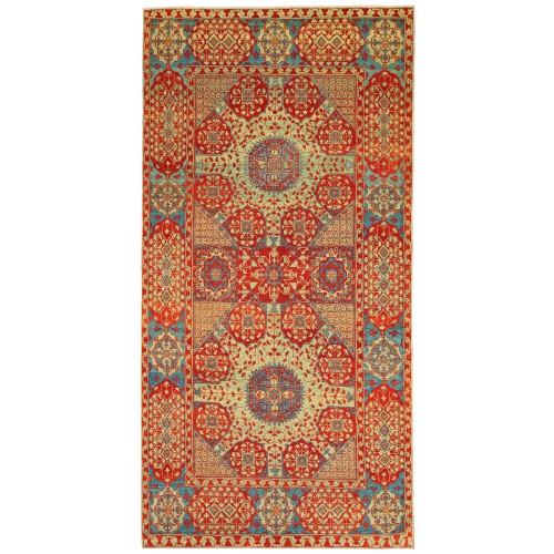マムルーク デザイン絨毯 C40152
