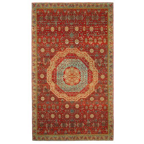 マムルーク デザイン絨毯 C40154