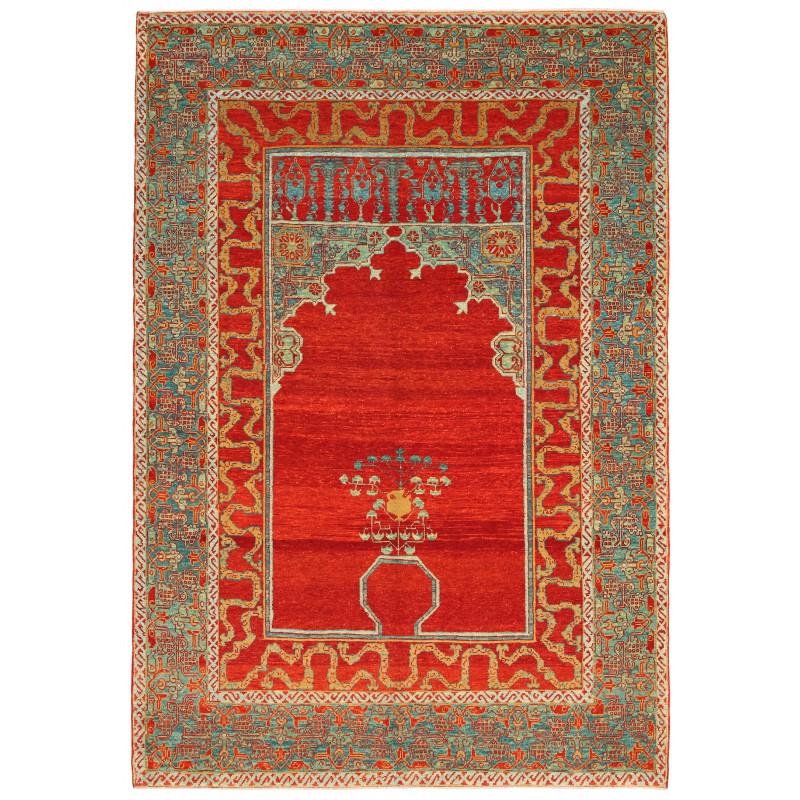 マムルーク デザイン絨毯 C40155