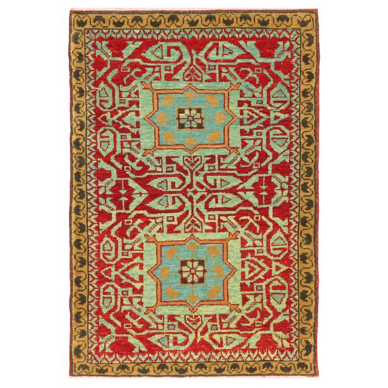 マムルーク 絨毯 玄関サイズ C40159