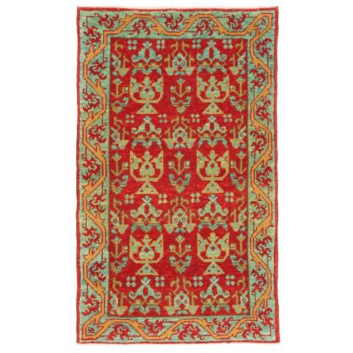 マムルーク 絨毯 玄関サイズ C40160