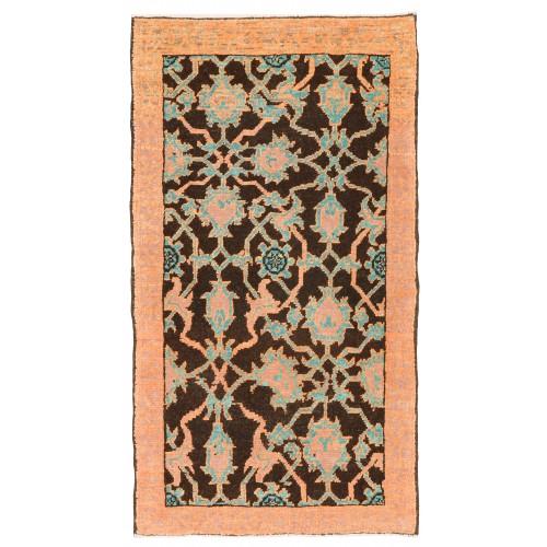 マムルーク 絨毯 玄関サイズ C40162