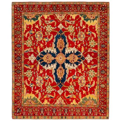 オットマンマムルーク絨毯 C40167