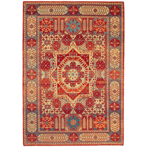 マムルーク デザイン絨毯 C40169