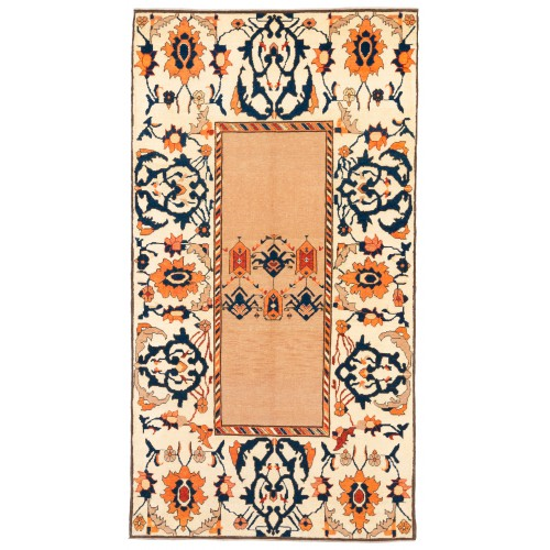 Northwest Persia Kurdish Rug C40177