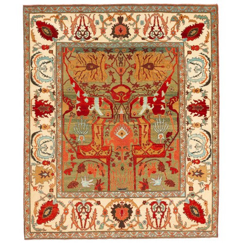 Bidjar 絨毯 C40178