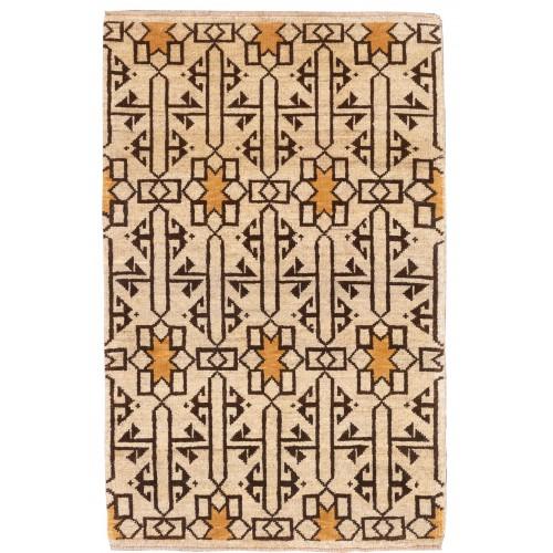 セルジューク 絨毯 玄関サイズ C40186