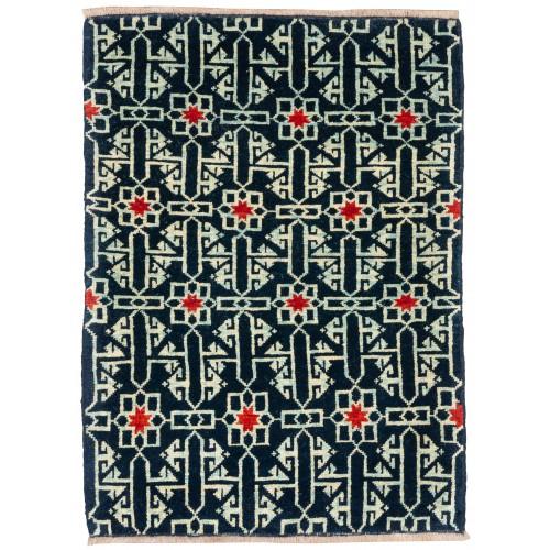 セルジューク 絨毯 玄関サイズ C40187