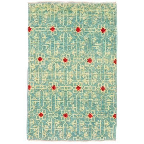 セルジューク 絨毯 玄関サイズ C40188