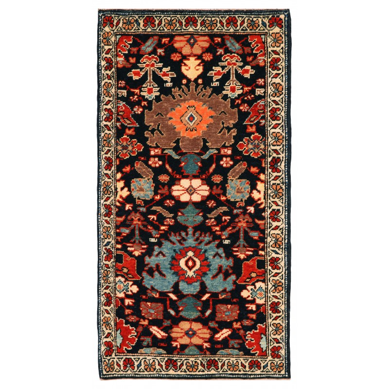 NorthWest Persia Bidjar ビヅジャル絨毯 C50093