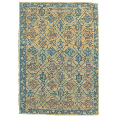 マムルーク デザイン絨毯 C50121