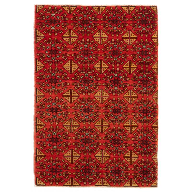 マムルーク デザイン絨毯 C50125