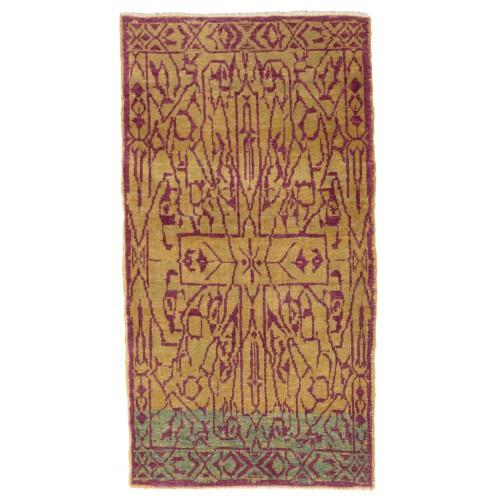 マムルーク デザイン絨毯 C50155