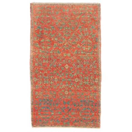 マムルーク デザイン絨毯 C50164