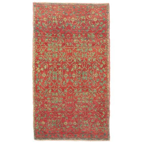マムルーク デザイン絨毯 C50166