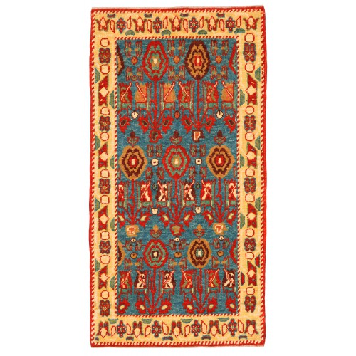 NorthWest Persia Bidjar ビヅジャル絨毯 C50211